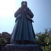 大きい天草四郎像