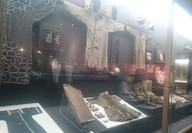 旭川市博物館無料開放日 アイヌ文化に親しむ日