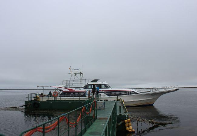 別海町観光船