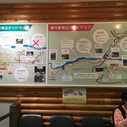 トロッコ列車の出発駅 宇奈月駅