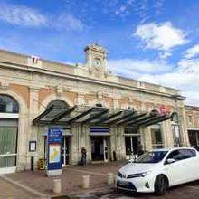 ガール ド ナルボンヌ駅