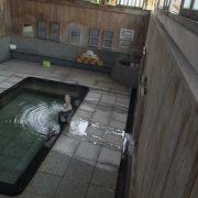 飯坂温泉のシンボル