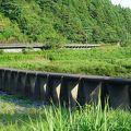 写真:清水ヶ瀬沈下橋