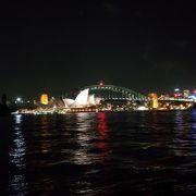 シドニーのシンボルが同時に