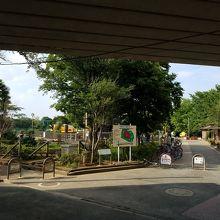 子供遊びにぴったりの公園
