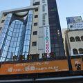 松山市駅前にあるカプセルホテル