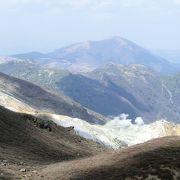 変化に富んだ登山体験