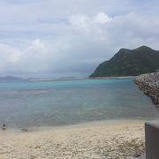 海ガメが見れるビーチ