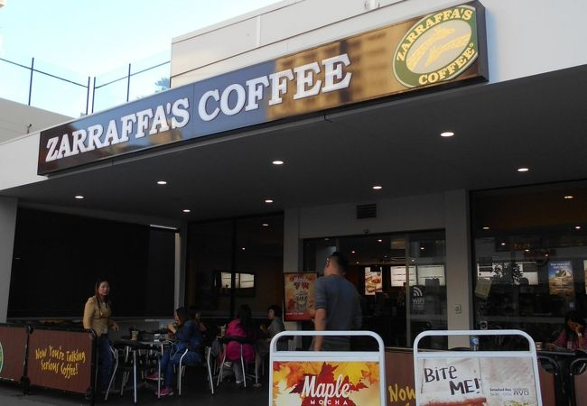 Zarraffa's coffee (Surfers Paradise店)