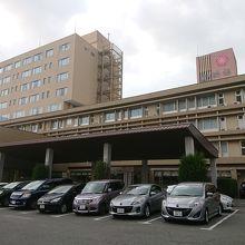 湯田温泉 ホテルかめ福