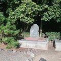 千葉県護国神社 御遷座碑