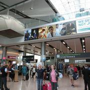 施設面でもアクセス面でもいい空港