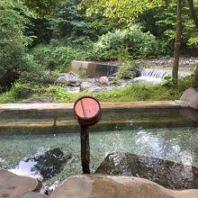 森の湯 岩の湯