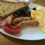 世界一美味しい朝食のお店