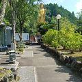三重県 榊原温泉の近くにある観光寺