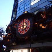 メルヘンな大時計