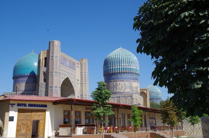 ビビハニム モスク