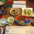 犬山城をのぞむ木曽川沿いの旅館@岐阜県各務原市