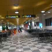 日本の地方空港並み