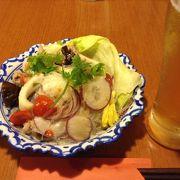 成田でタイ料理