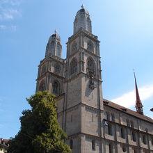 グロスミュンスター (大聖堂)