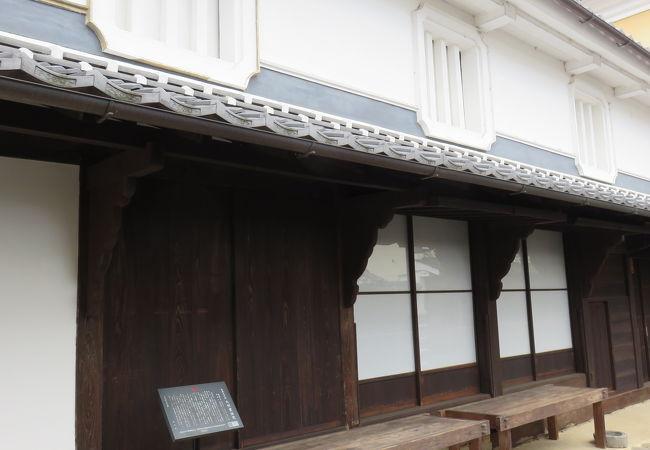 白漆喰が特徴のお家!