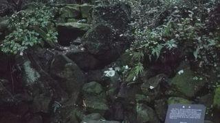 笠山の風穴