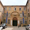 写真:大司教区宮殿博物館 (タペストリー美術館)