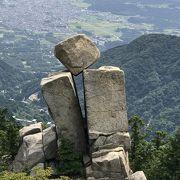 御在所岳に登りました
