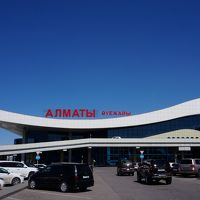 アルマトイ国際空港 (ALA)