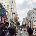 夏祭りin那覇 一万人のエイサー踊り隊