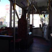 路線バスの乗降システムは、ほぼ日本と同じでした