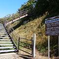 写真:雄冬岬展望台