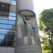 イメージと違わないキャンパス(青山学院大学)