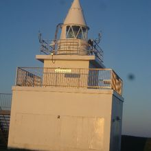 灯台の規模としては小さくて可愛らしいですね。