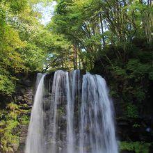 唐沢の滝(長野県上田市)