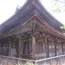 国宝功山寺