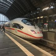 素敵なヨーロッパ鉄道旅