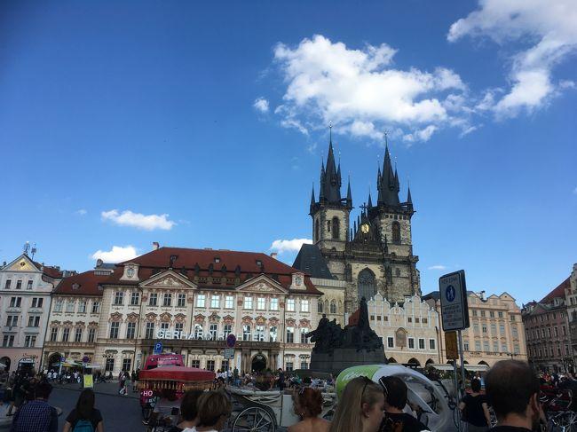 プラハ歴史地区