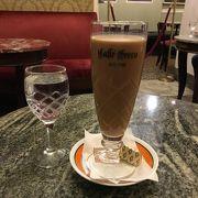 アンティークなカフェ