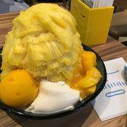台湾カキ氷の味を表参道で味わえます!