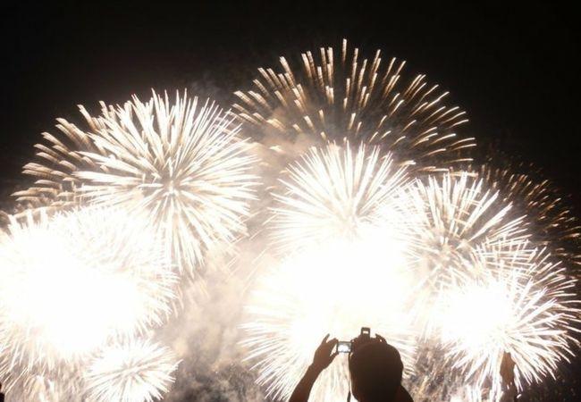 豊田おいでんまつり花火大会