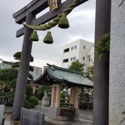 新しい神社のようです。