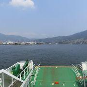 江田島から呉港にフェリーで行き呉港にある大和ミュージアムを見学