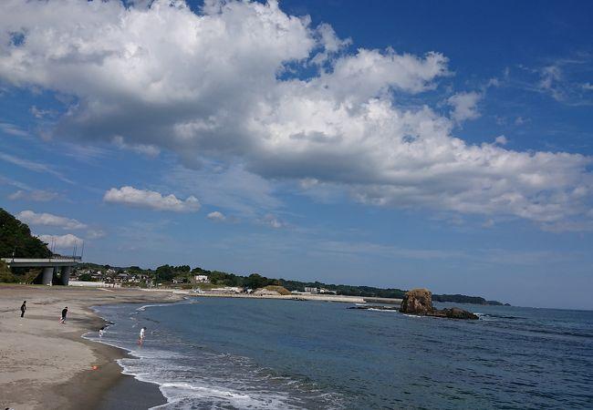 志津川海水浴場サンオーレそではま