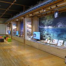 高知県情報の展示コーナー