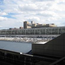 京都駅新幹線