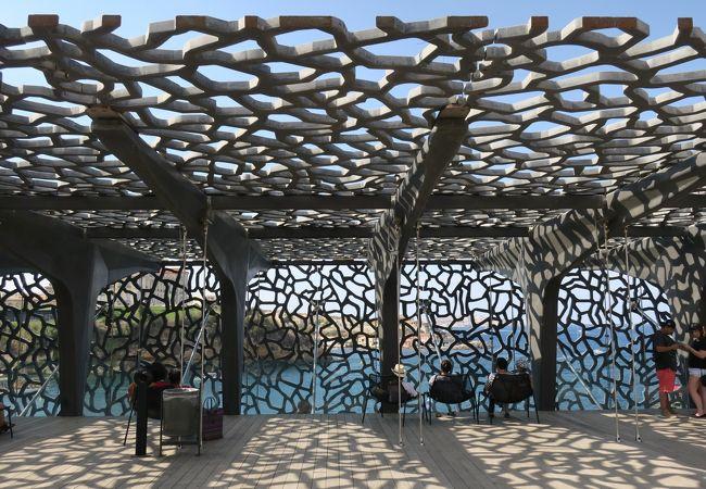 マルセイユの新しい観光名所