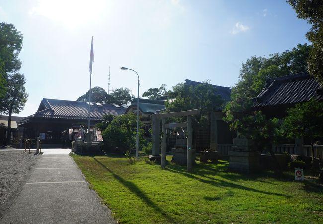 本刈谷神社
