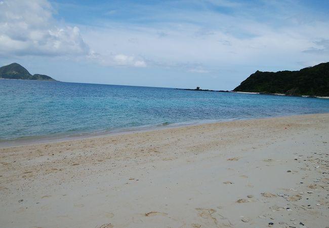 空港から比較的近いきれいなビーチ